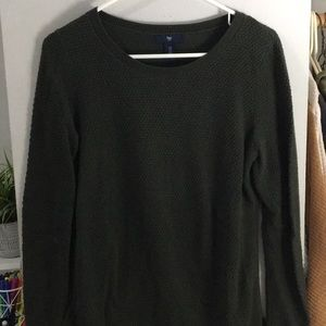 Gap Green knitted sweater